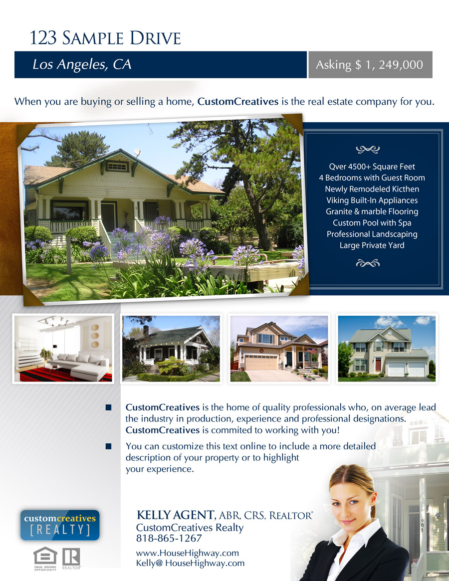 realtor flyer templates - thelongwayup.info