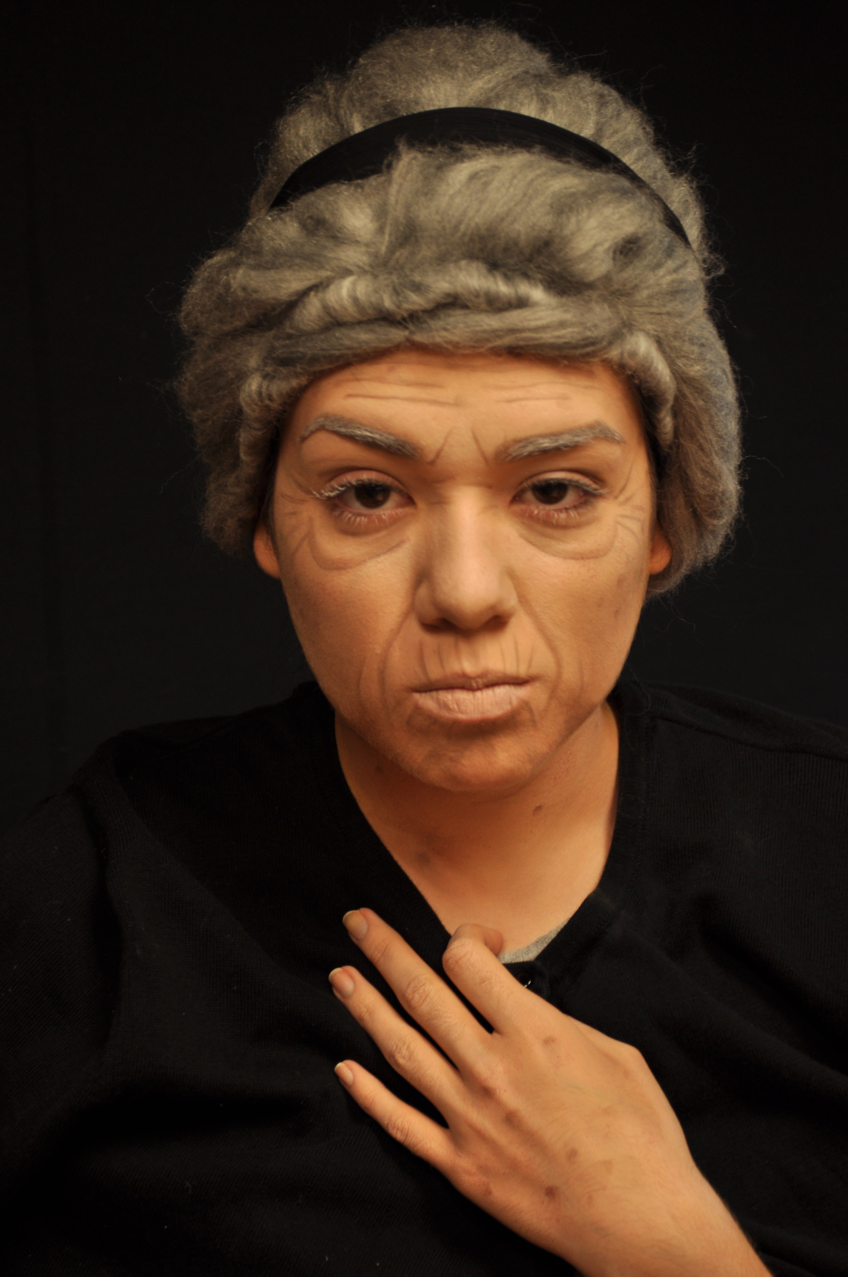 ... steps to apply old age makeup the best tips and tutorials theatrical ...