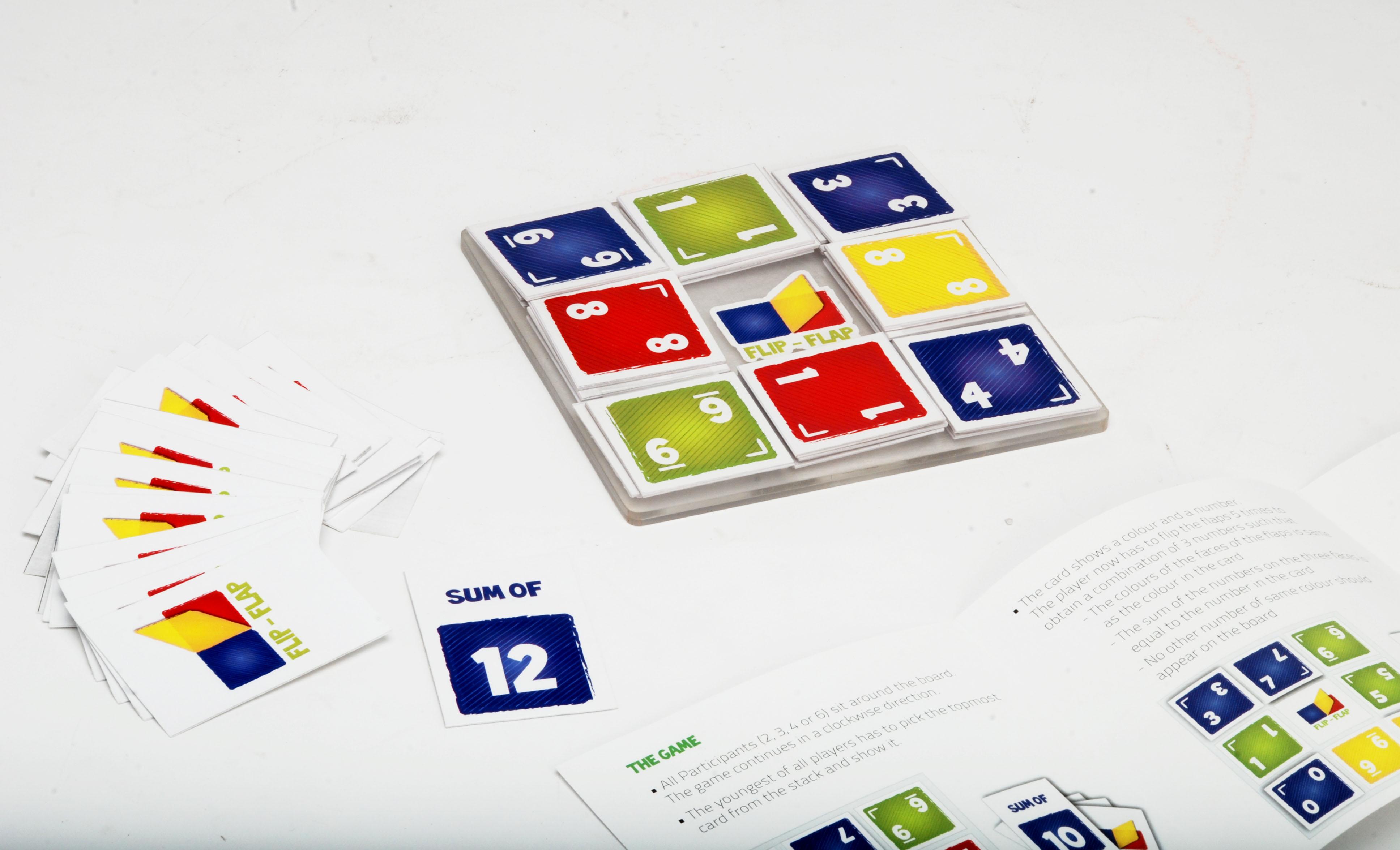 Card Game Design Game Design Flip Flap Game