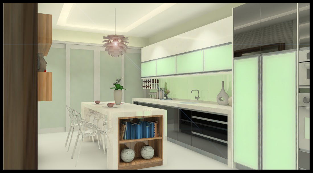 dry and wet kitchen miss karen by made in kitchen design lky renovation latest promotion