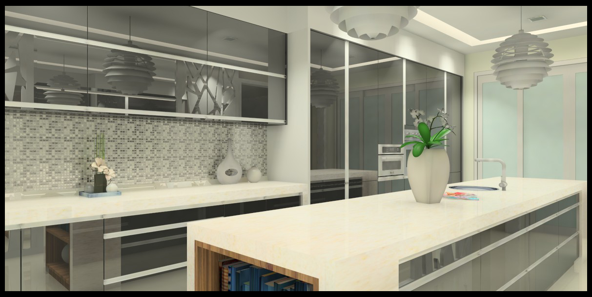 dry and wet kitchen miss karen by made in kitchen design studio at