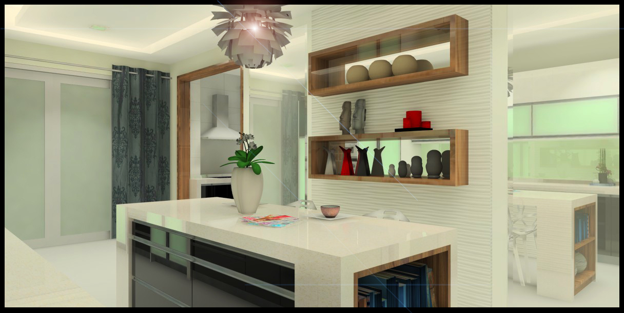 Dry And Wet KitchenMiss Karen By Made In Kitchen Design Studio At