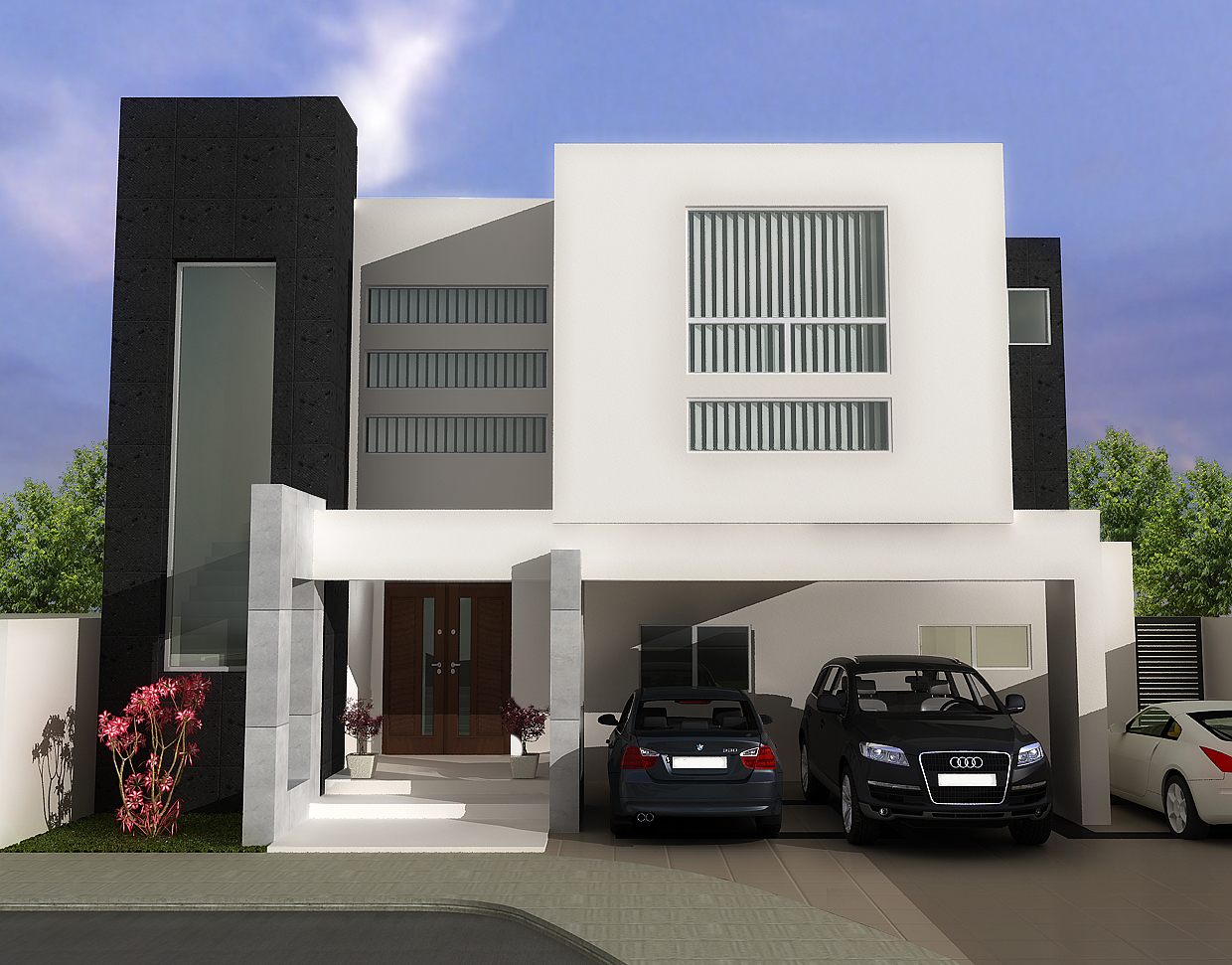 Contemporary Houses By Ilse Meraz At
