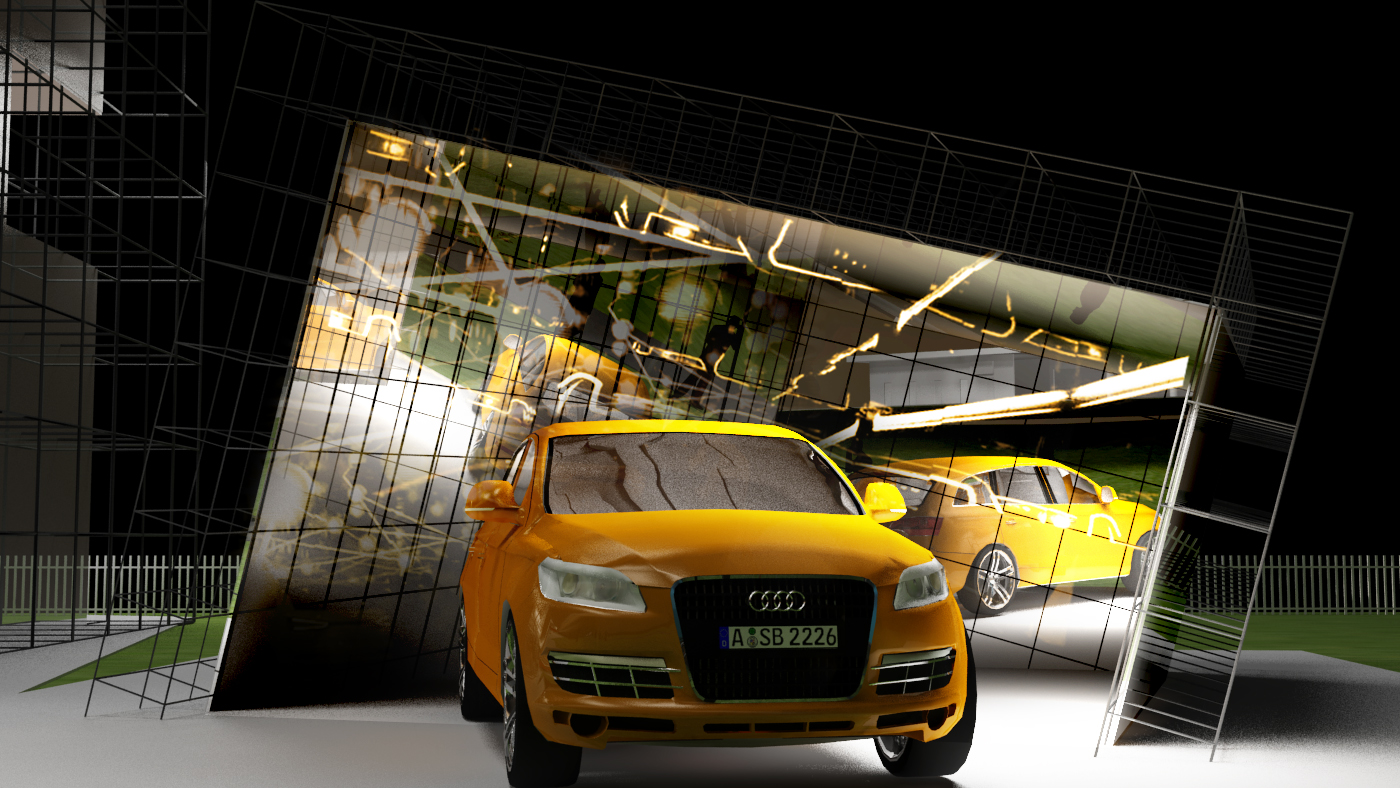 Audi Q3 Singapore By Arch Jeam At Coroflot Com