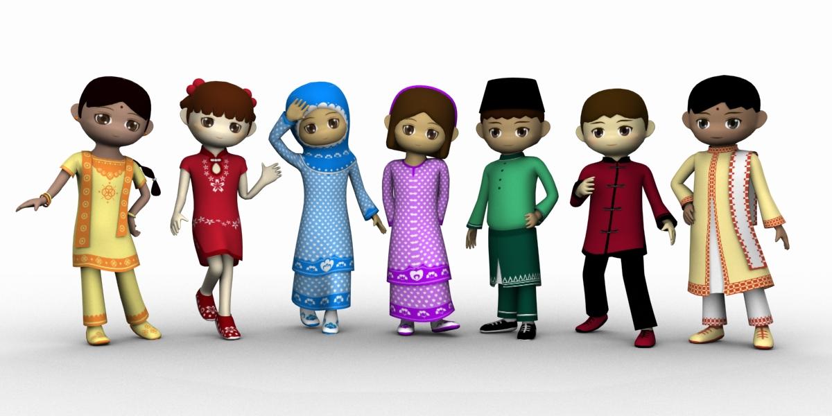 Character Design Job Singapore : Characters by yee jun at coroflot