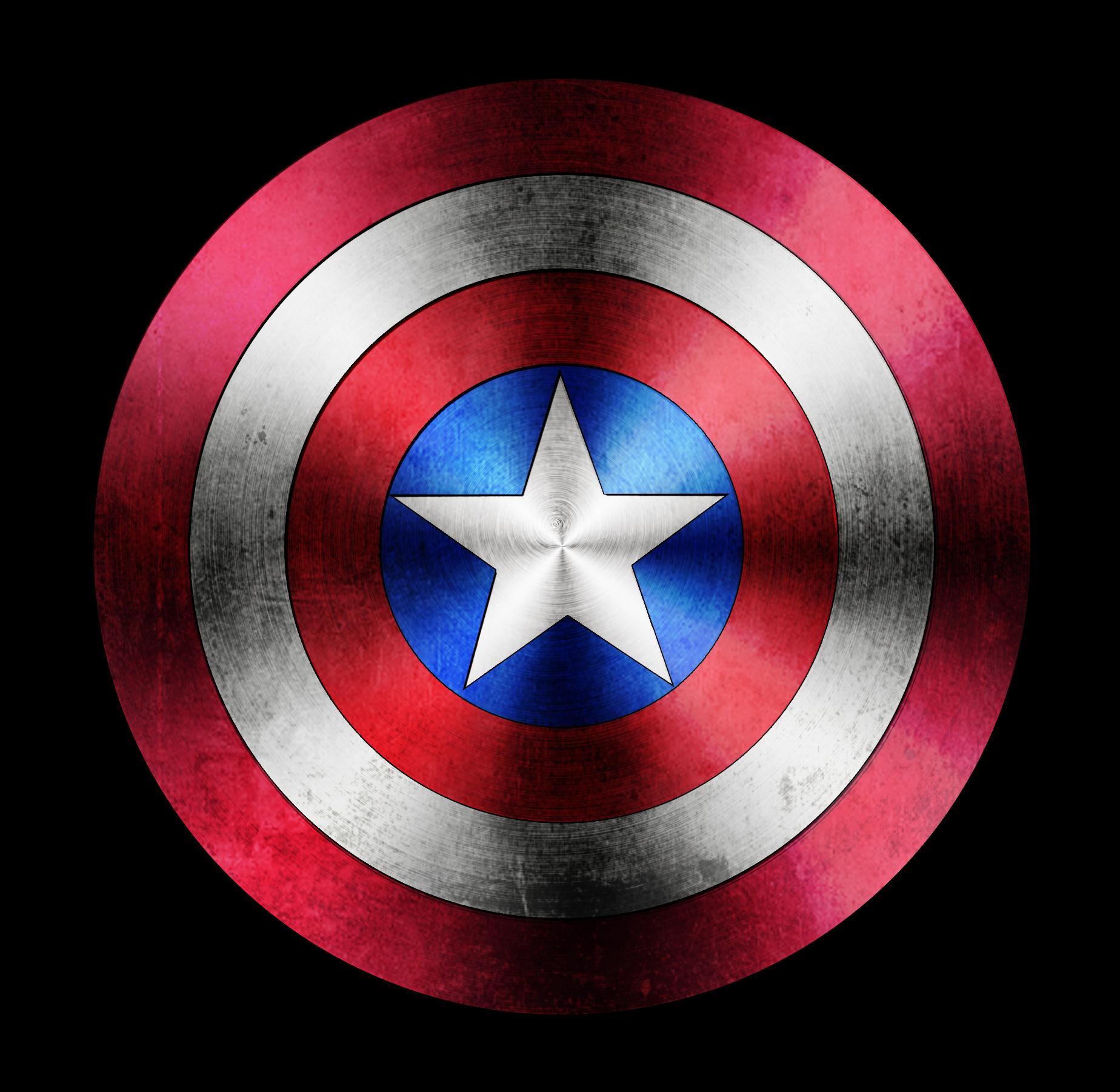 Captain america shield by ryan godolphin at coroflot com