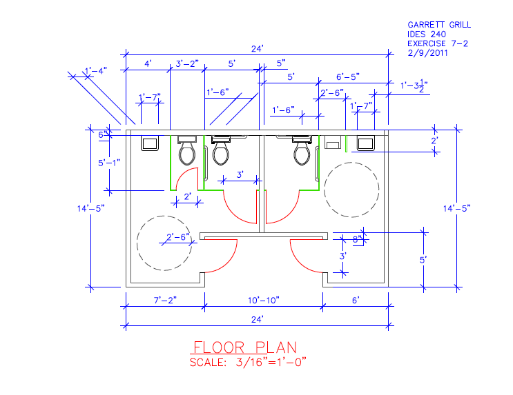 Fch Arch Xauvkub Yang Bathroom Floor Plans