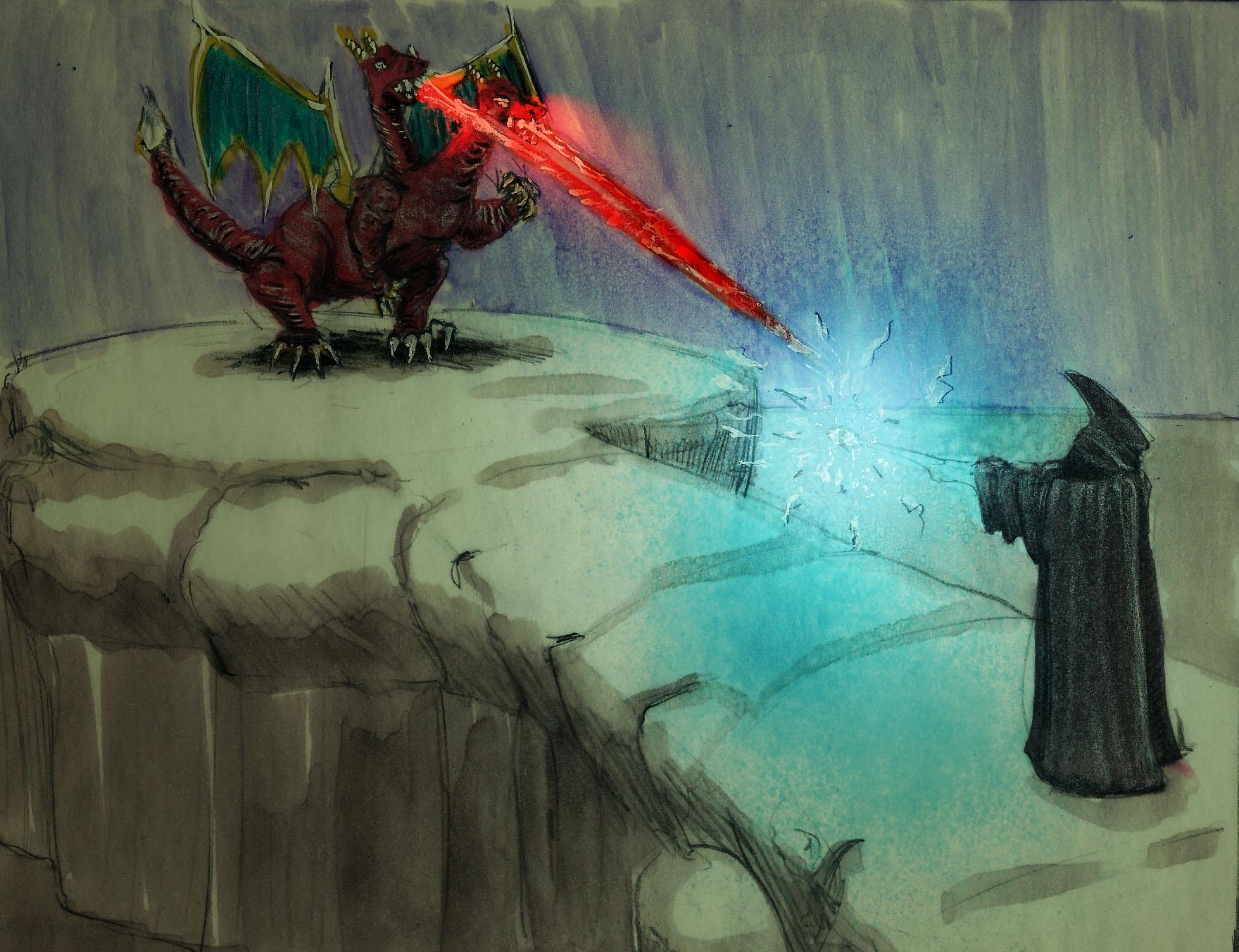 Download Wizard Vs. Dragon Games - purebackup | 1760 x 1352 jpeg 407kB