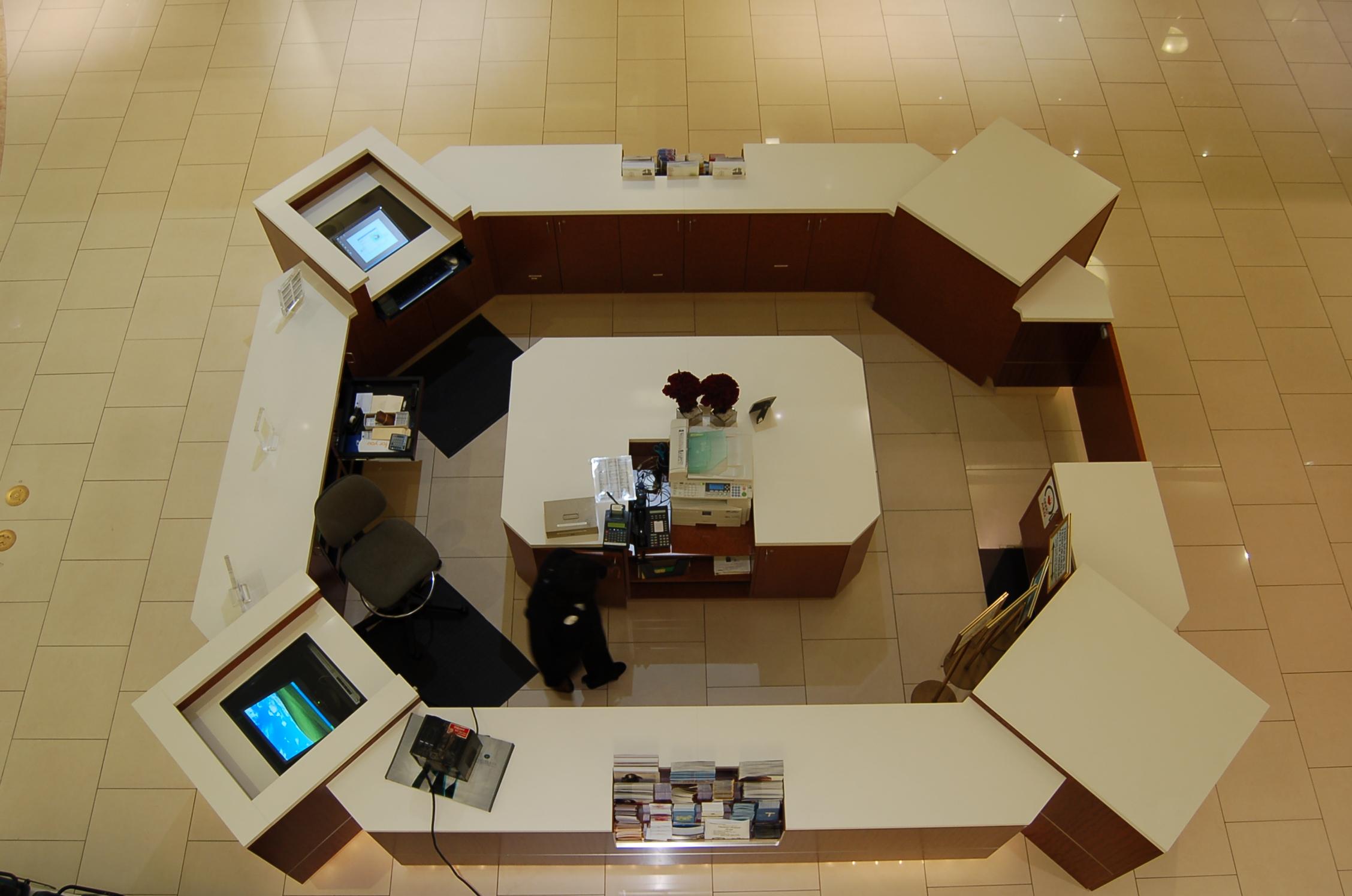 concierge desk - Concierge Desk Design