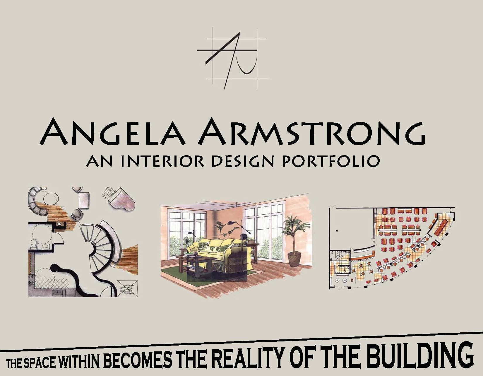 Interior Design Portfolio By Angela Armstrong Randall At