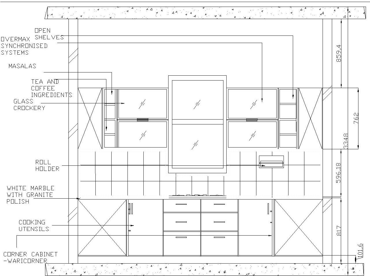 Kitchen Design Elevations delighful kitchen design elevations elevation 2 inside
