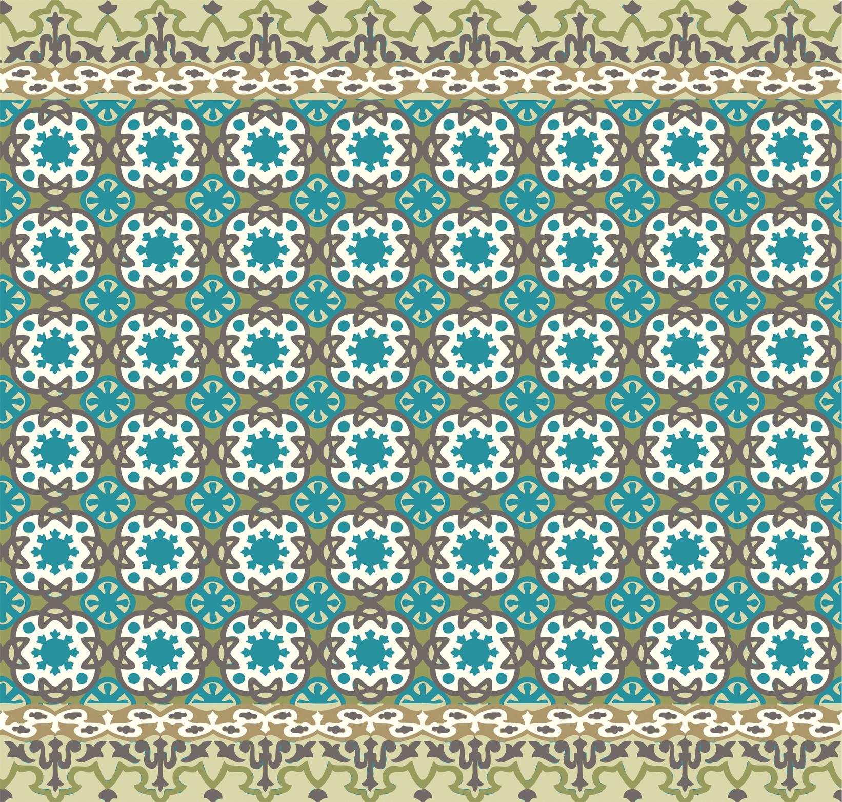 Moroccan Design Allover Pattern Designs By Melissa Jefferson At Coroflotcom