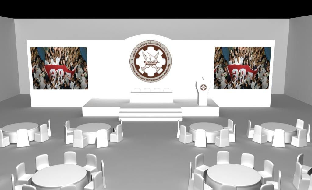 Event Stage Design Design