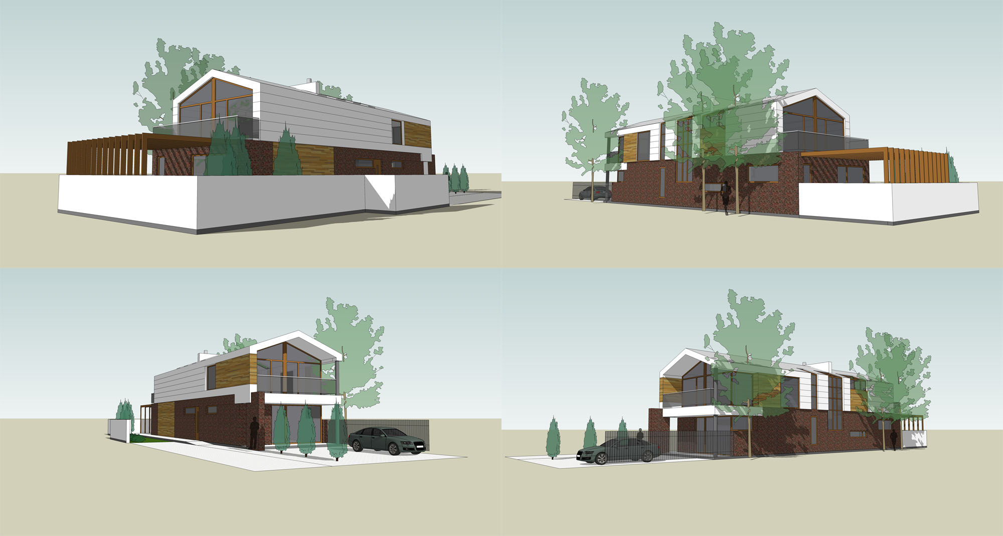 Residential house project proposal