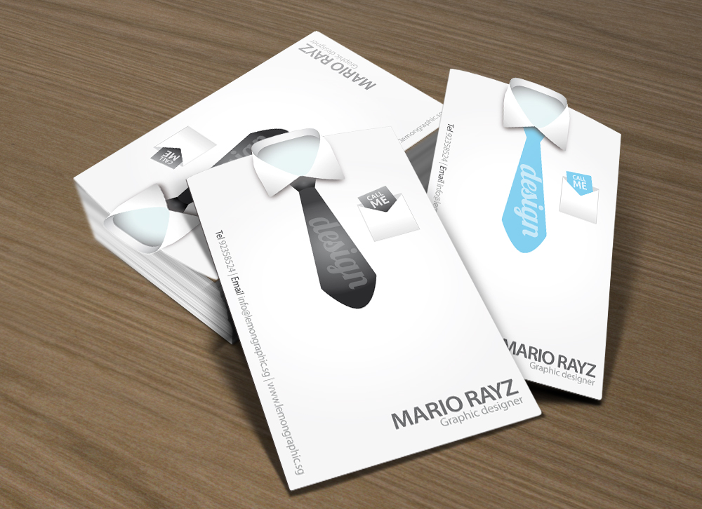 Creative Business Card by Rayz g at Coroflot