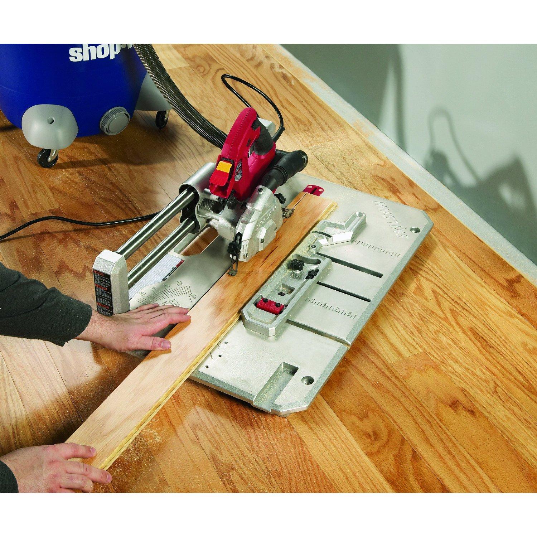 Laminate Flooring Miter Saw Size