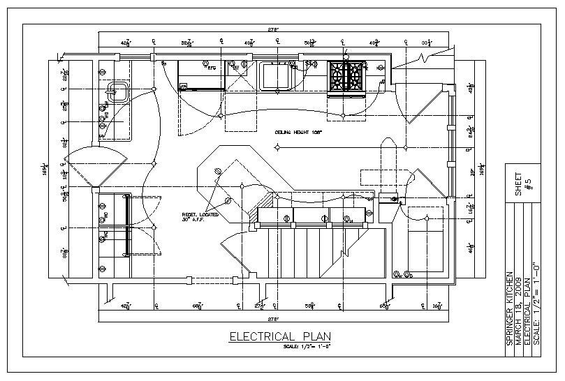 Electrical Drawing Plan – The Wiring Diagram – readingrat.net