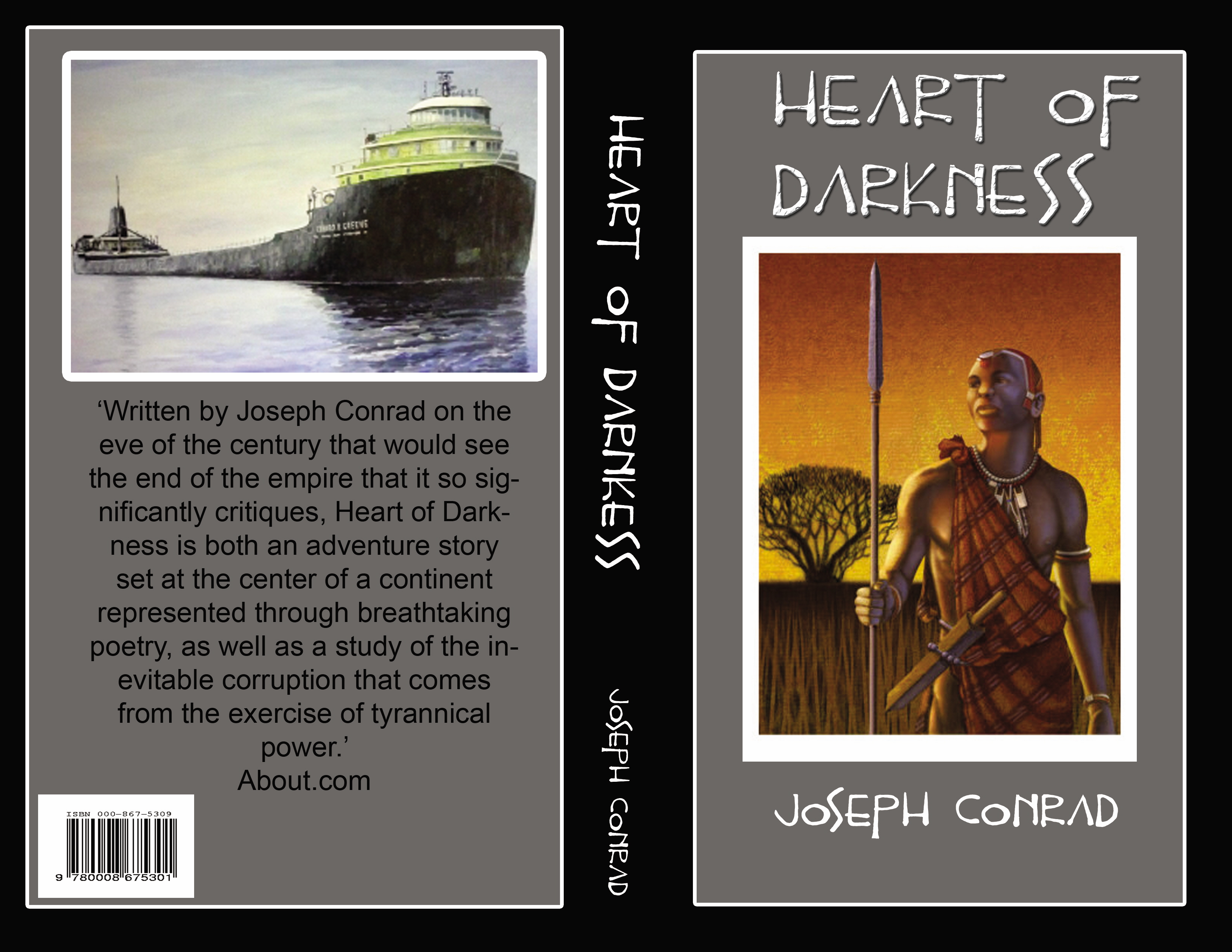 critique of heart of darkness and