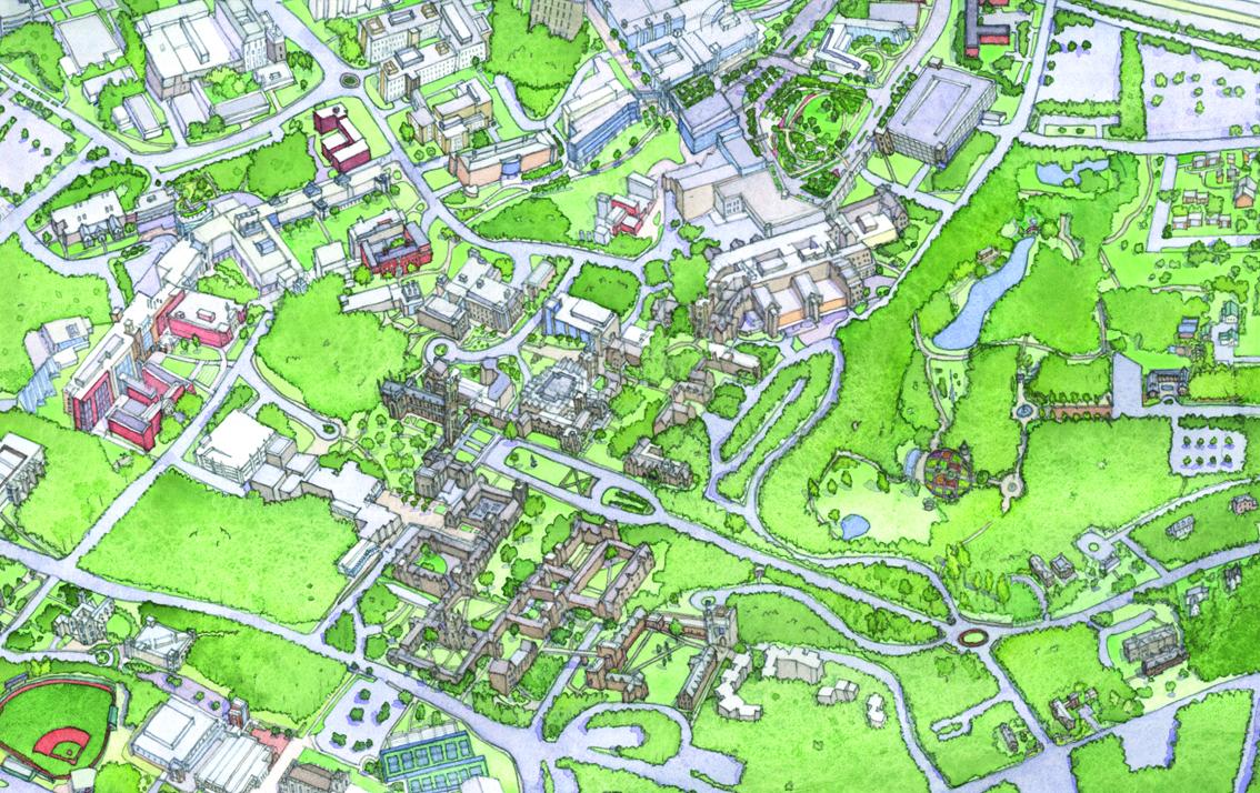Pictures Of Duke University Campus Map Pdf Kidskunst Info