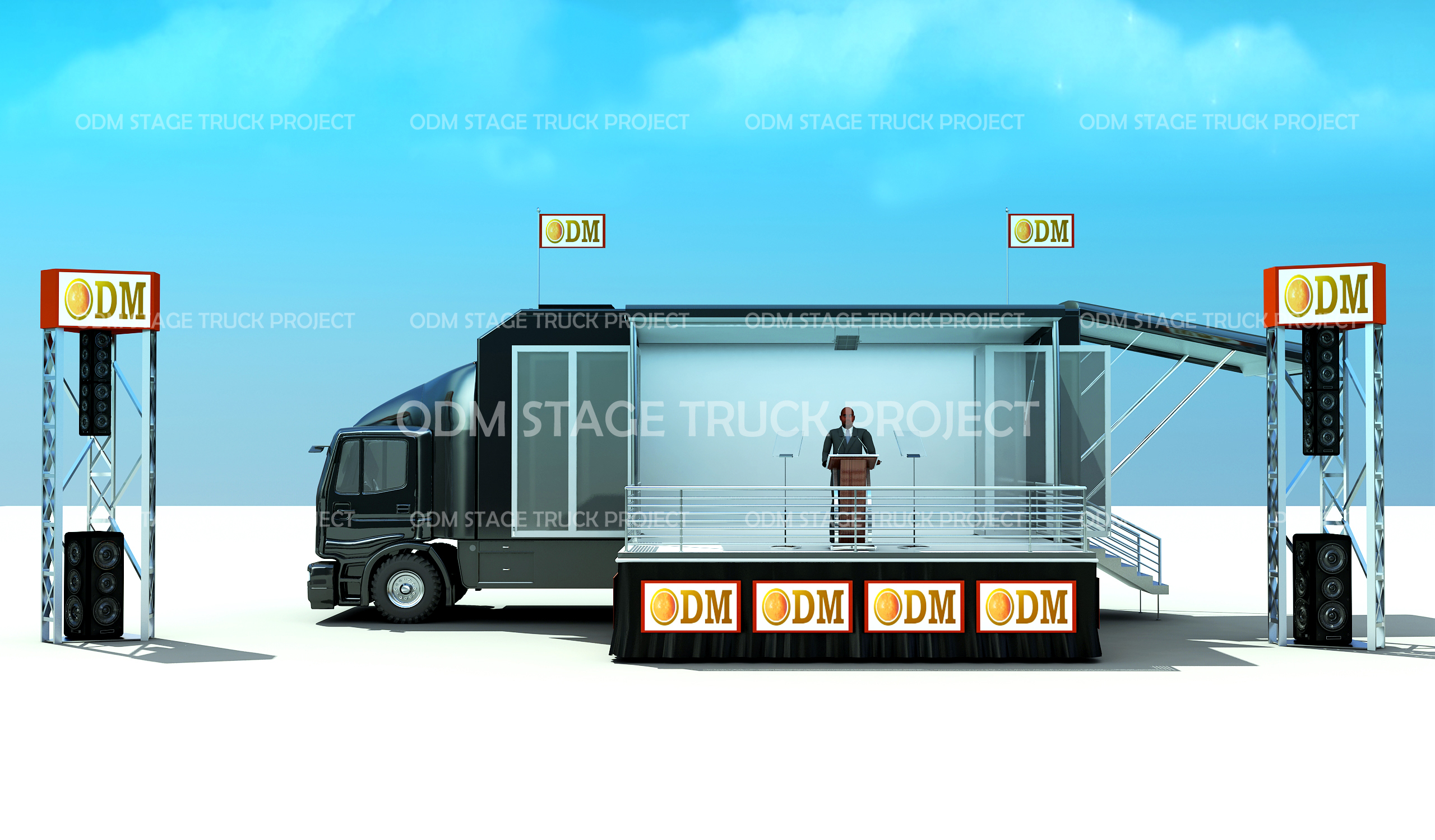 Stage Truck Related Keywords & Suggestions - Stage Truck