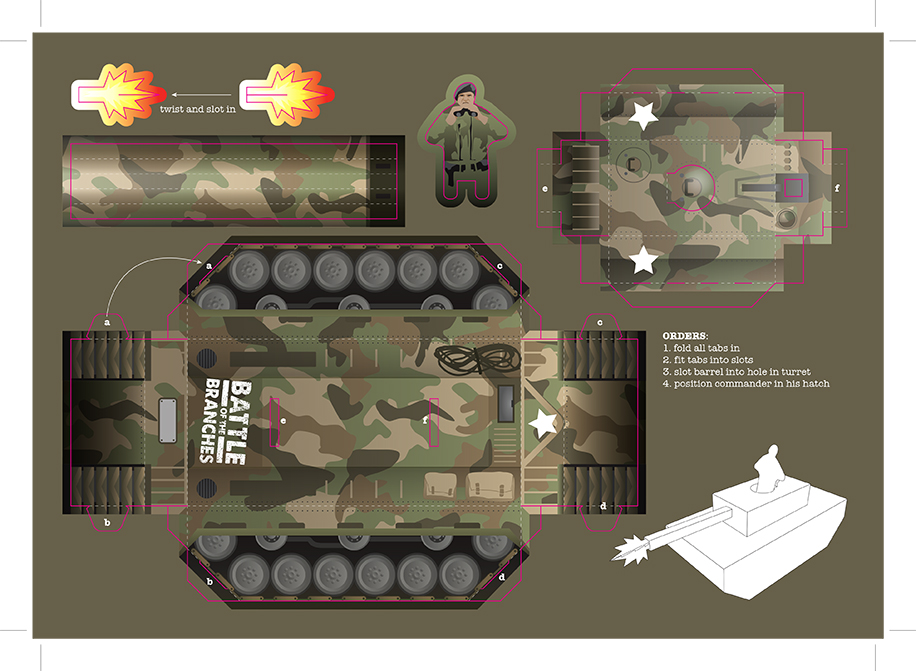Как сделать танк из игры world of tanks из бумаги