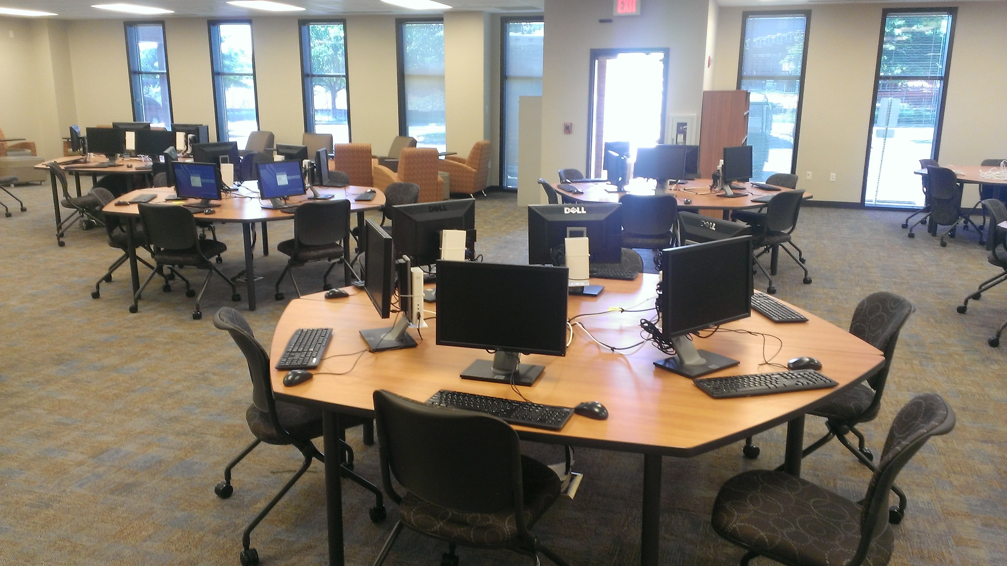 VSCC Learning Commons By Kelly Reaves At Coroflotcom