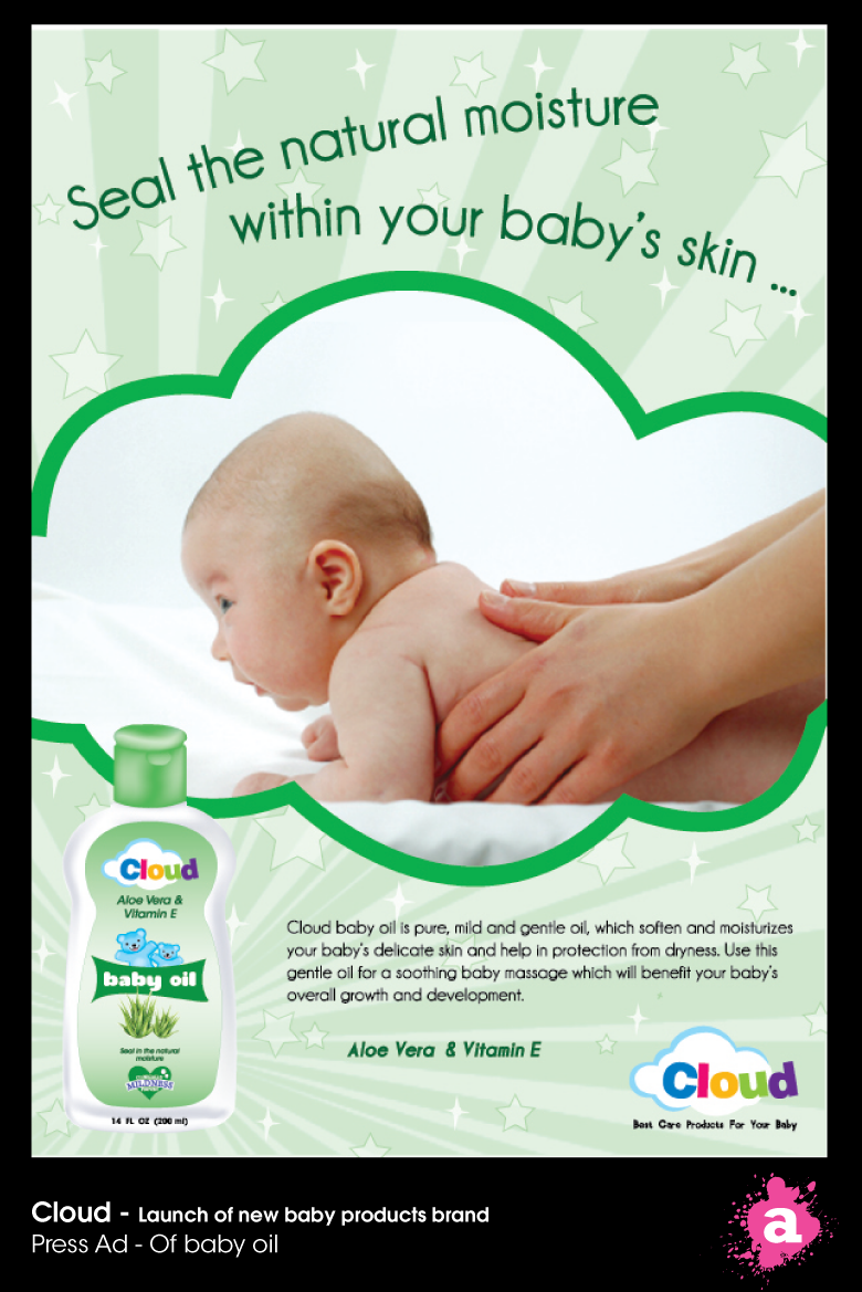 Baby Soap Ads