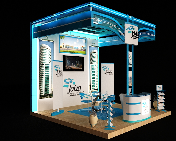 Exhibition Stall Design Ideas : Exhibitions stall designs by abdul hameed at coroflot