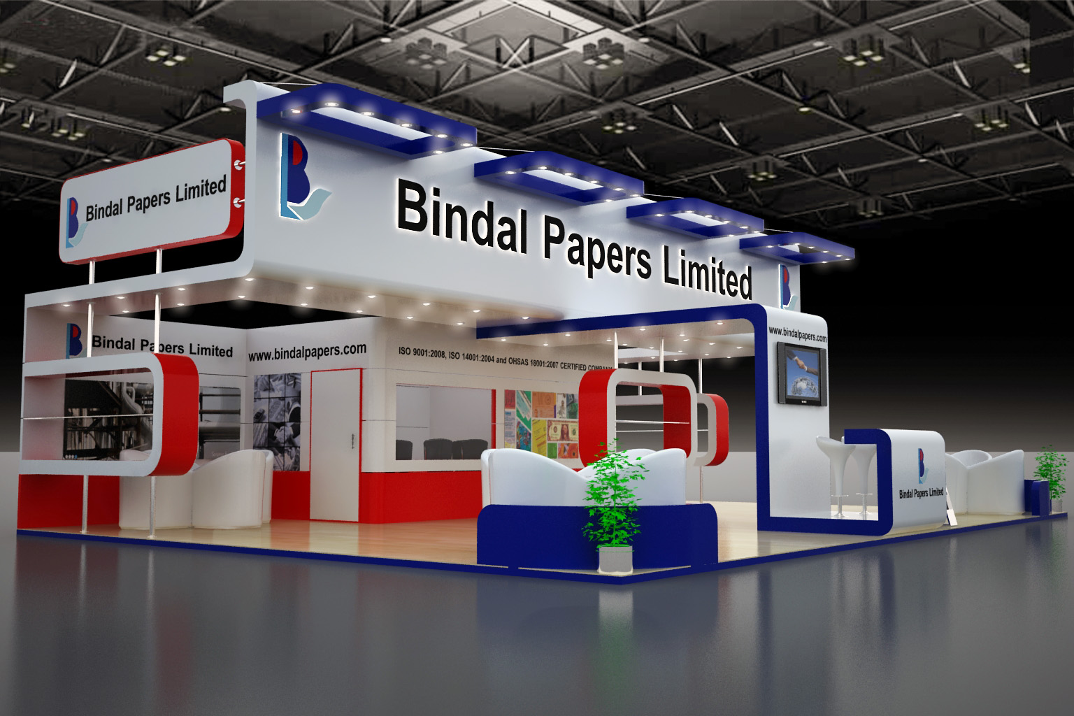 Exhibition Stall Designer Job : Exhibition stalls by dharmveer parsad at coroflot