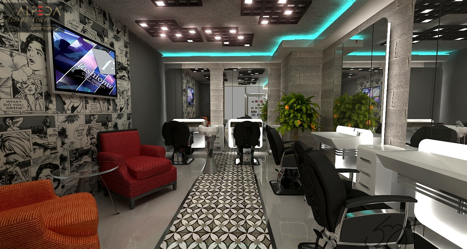 Dizayn Beauty Salon Joy Studio Design Gallery Best Design