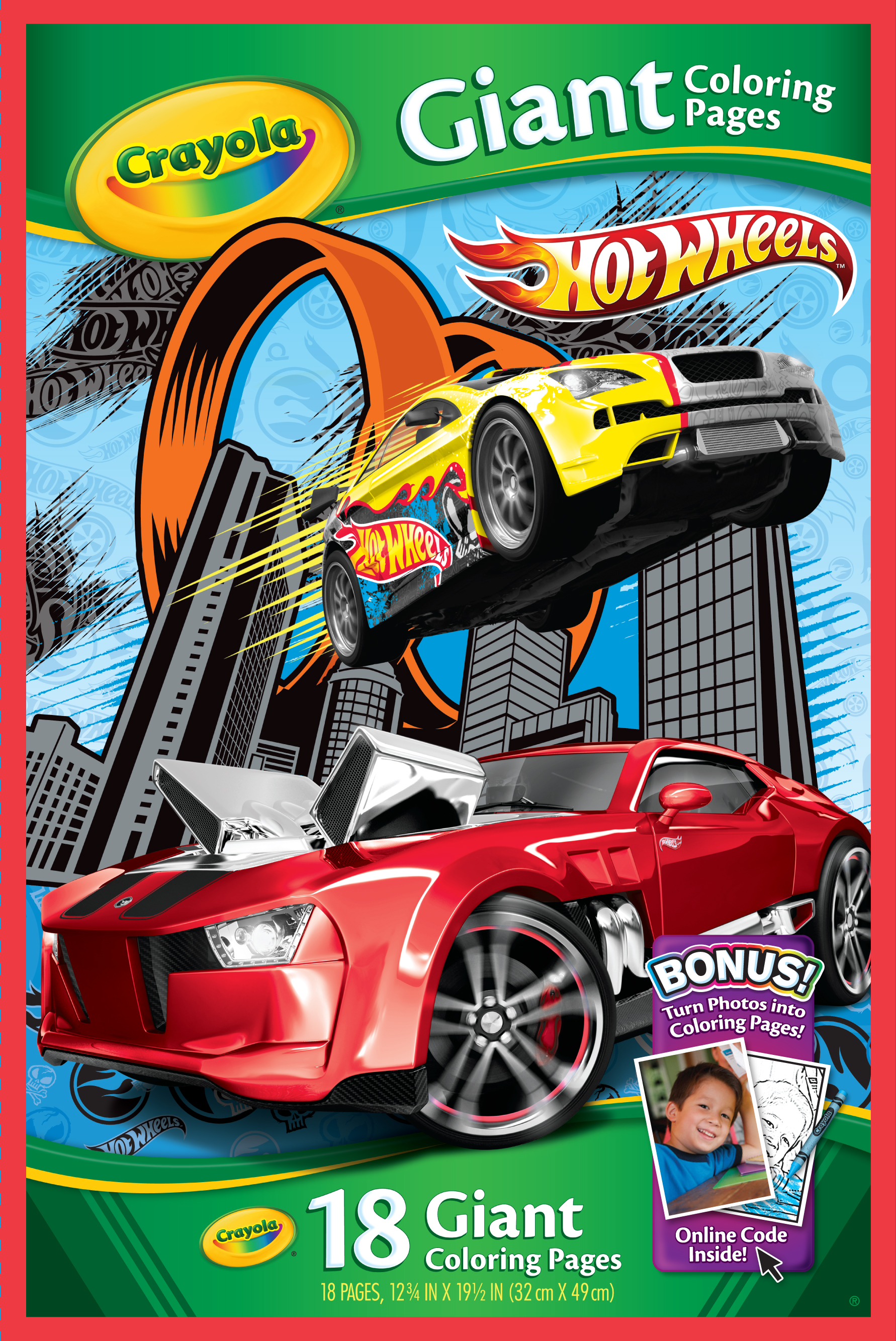 crayola giant coloring pages by matt riordan at coroflot com