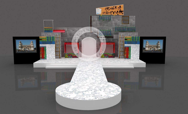 Fashion Showstage Design Fashion Stage Design