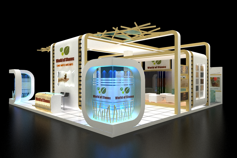 Exhibition Stall Measurements : Exhibition stalls by ajit ostwal jain at coroflot