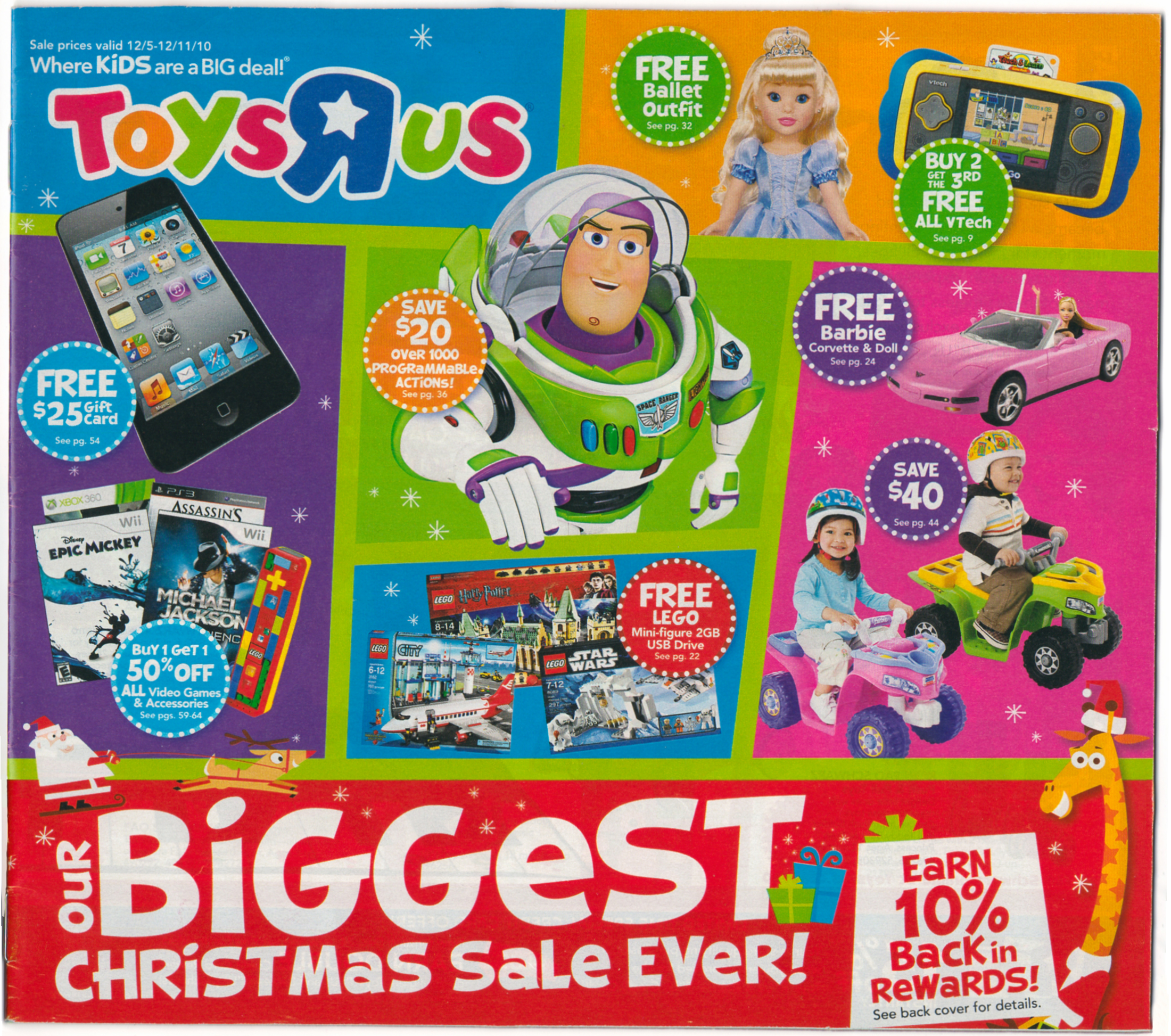 Toys R Us Christmas Catalog : Page not found