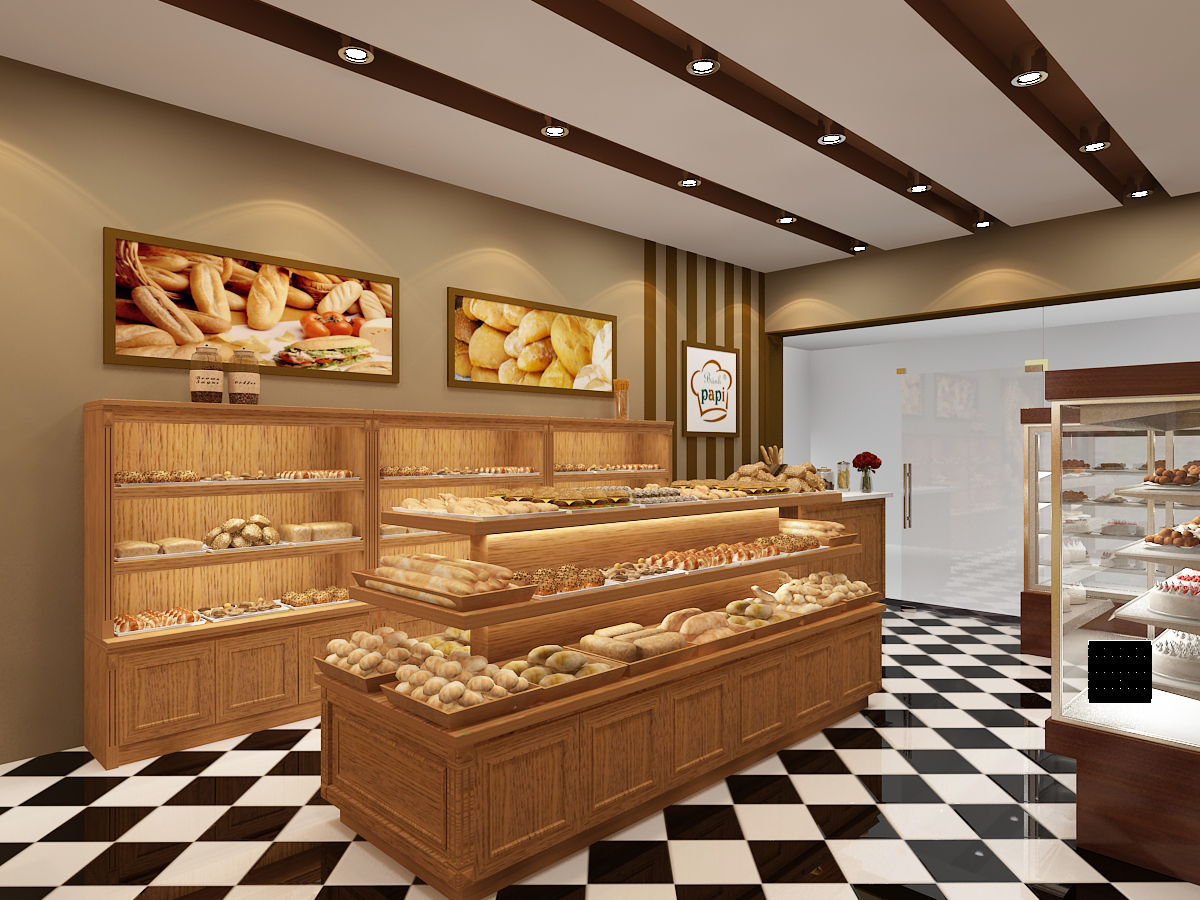 Papi Bakery By Nguyen Thanh Nam At