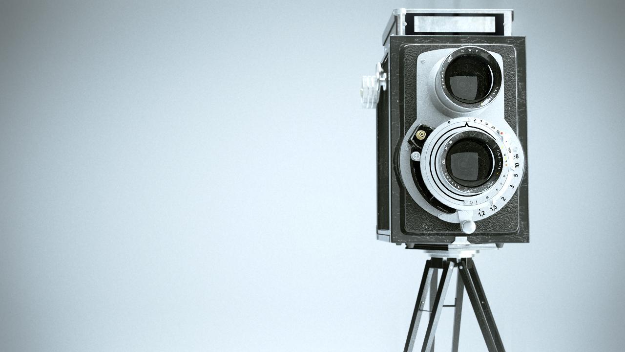 Old Camera by Nicolás Arango at Coroflot.com