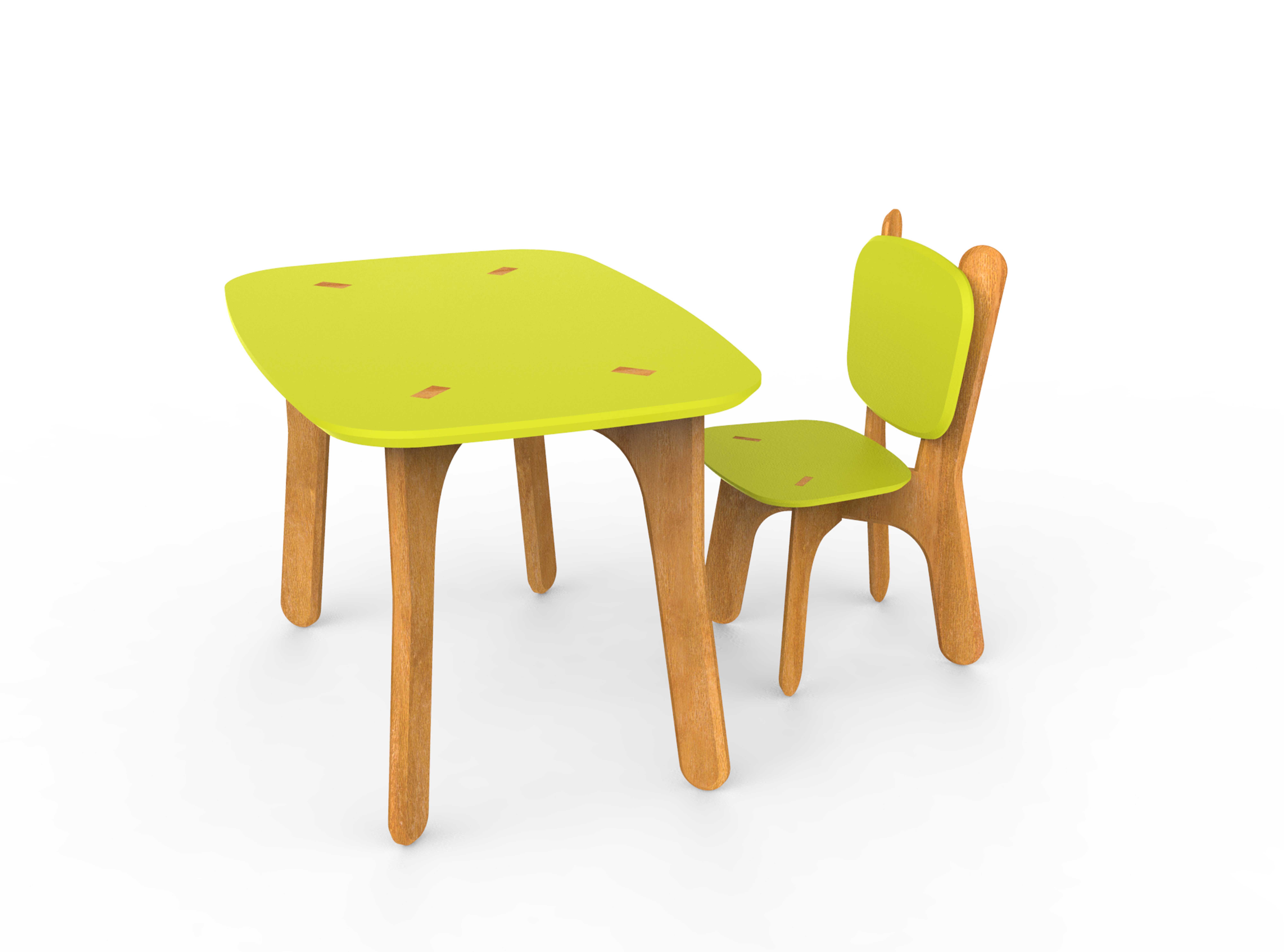 Furniture Wooden Ply By Toy Designer Suhasini Paul