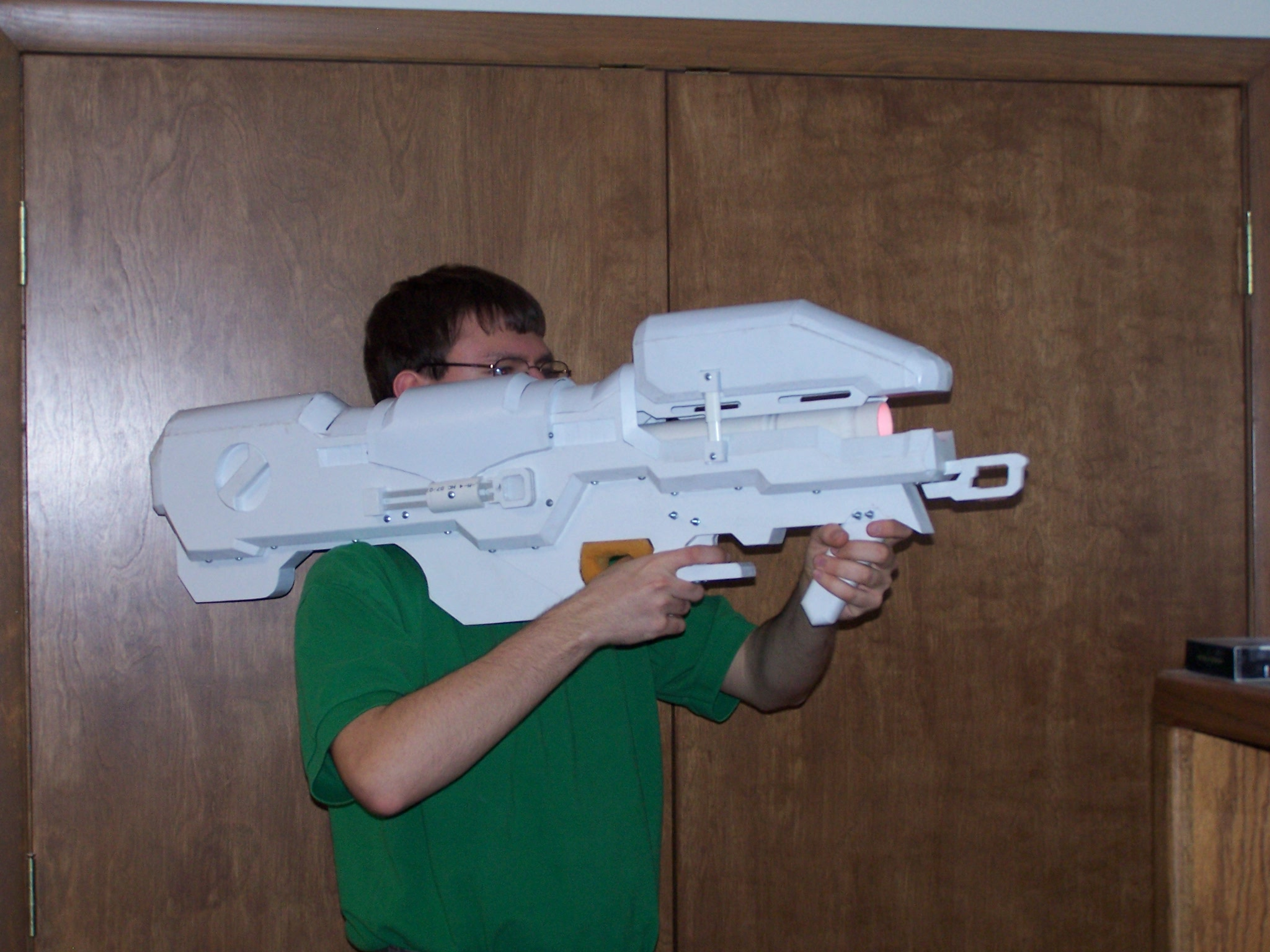 Spartan Laser Spartan Laser From Halo 3