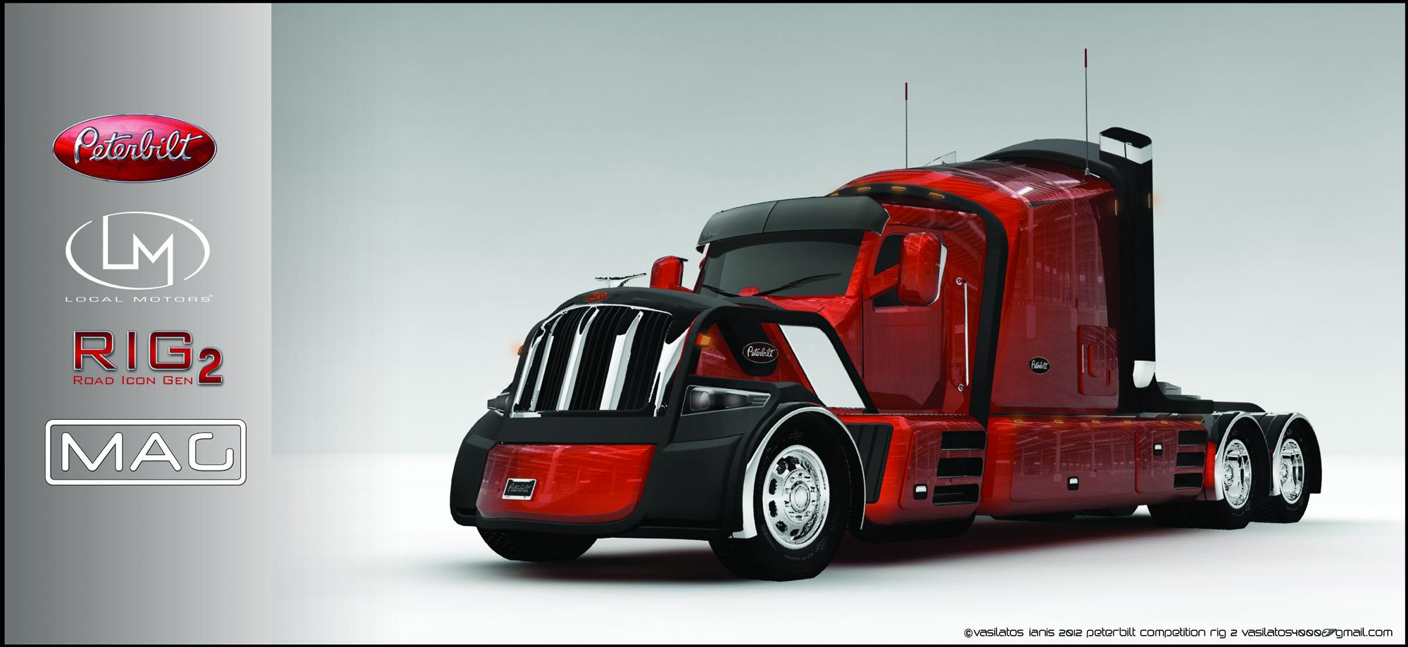 Walmart S New Truck And Trailer Scs Software