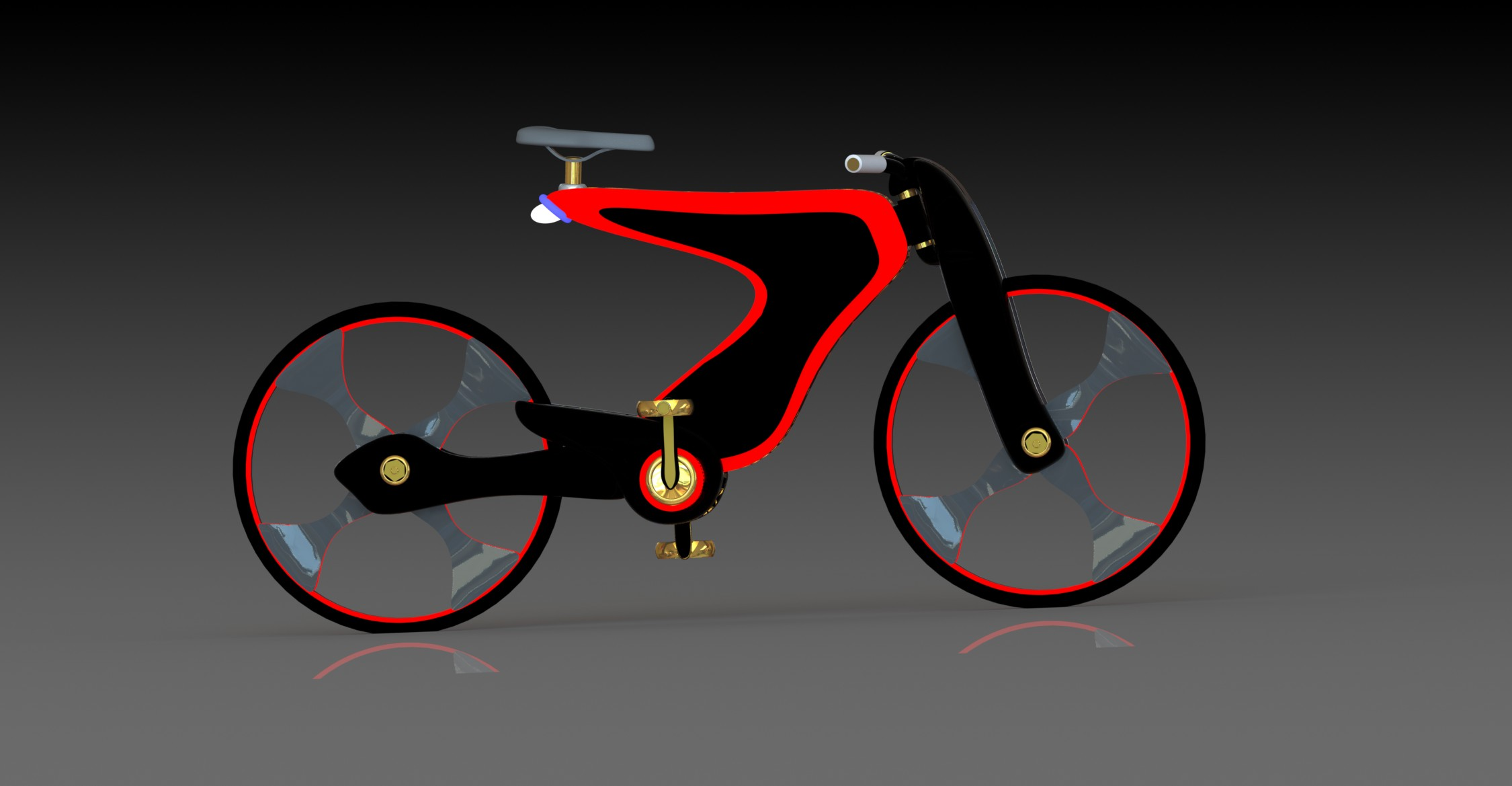 bike design by bereket abraham at Coroflot.com