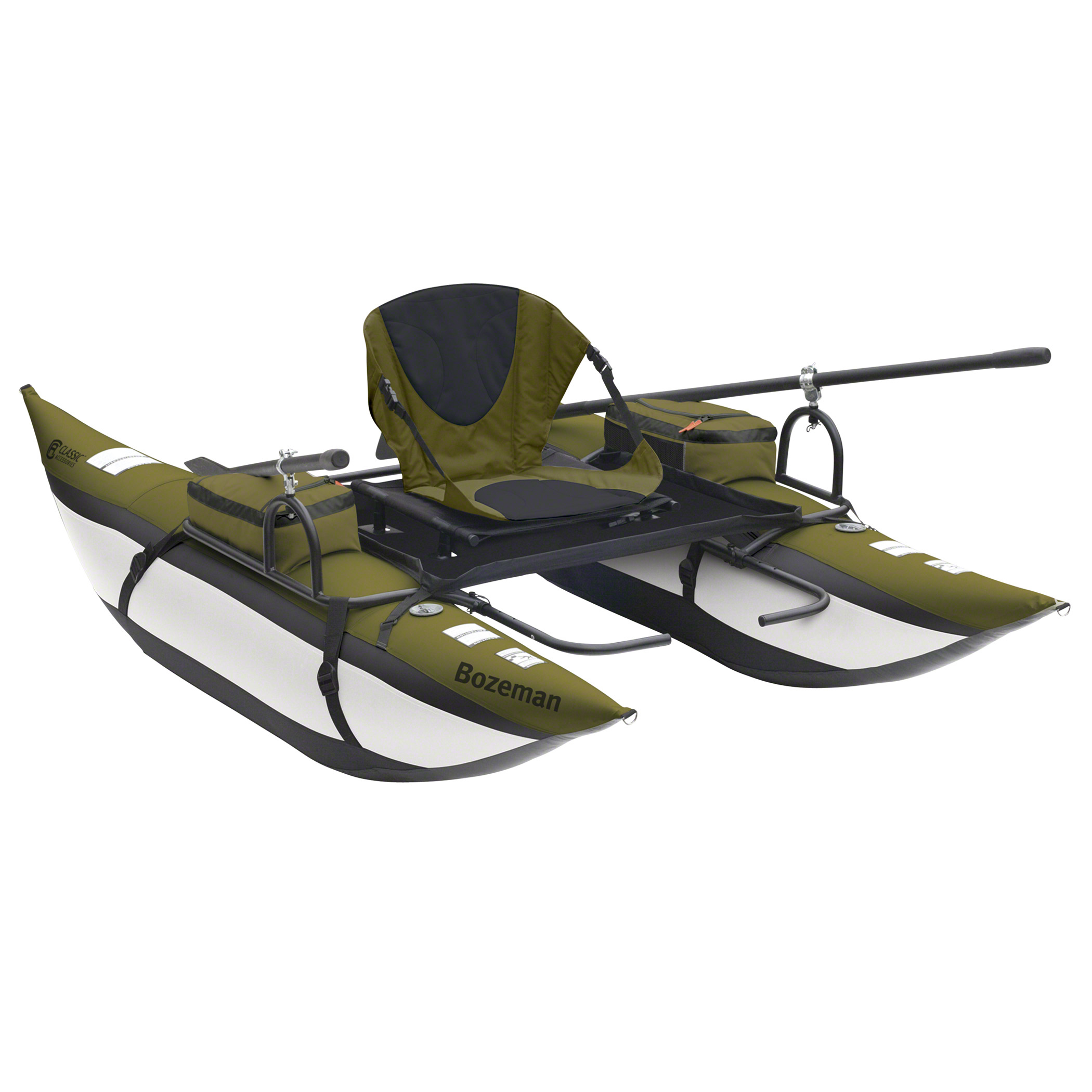 Fly fishing pontoon boats by stephen miller at for Fly fishing pontoon boats