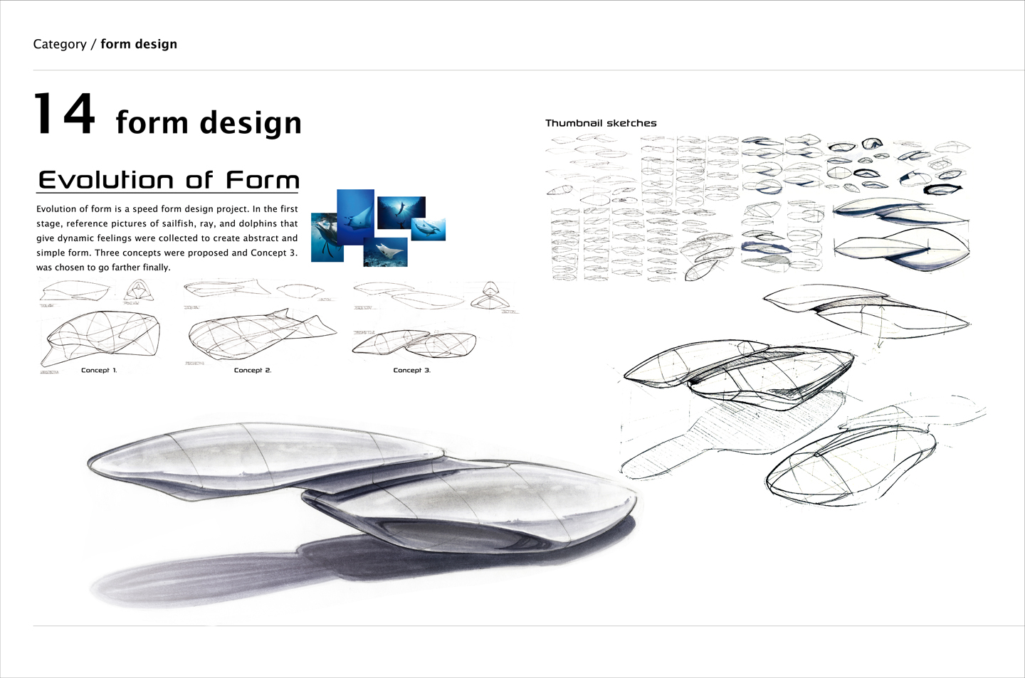 Form Design By Chihlin Chiang At Coroflot Com
