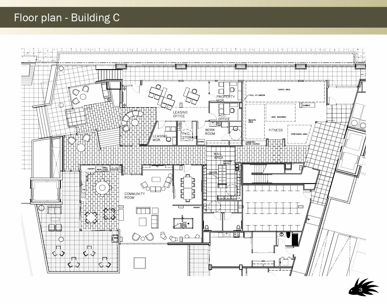 Escala Seattle Floor Plans Green Lake Village Apartments By Bruce Maclachlan At