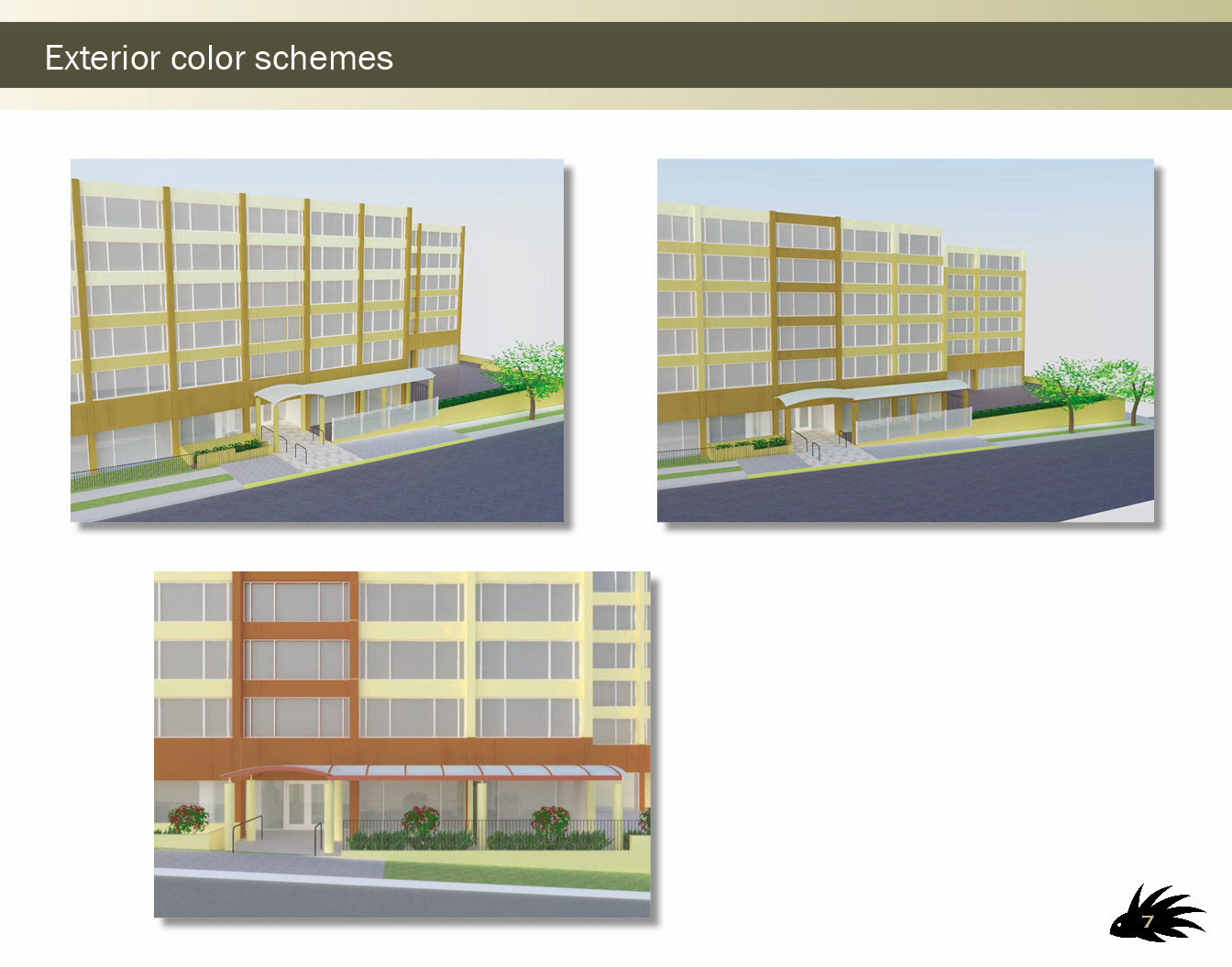 Faerland terrace assisted living by bruce maclachlan at for Terrace color combination
