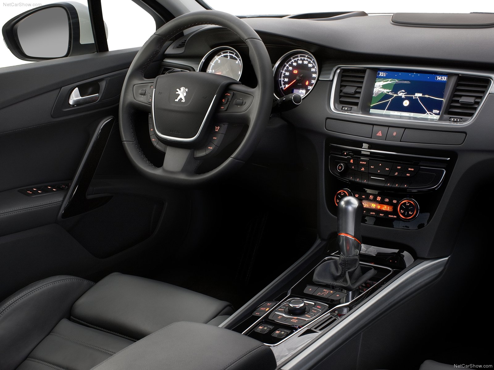 Peugeot 508 by cyrille ancely at for Interieur 407 sw