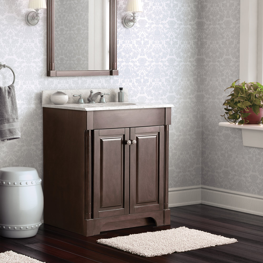warrenton vanity collection designed u0026 value engineered to be oem vanity parts assembled in the us and shipped fully assembled to the end user - Foremost Vanity
