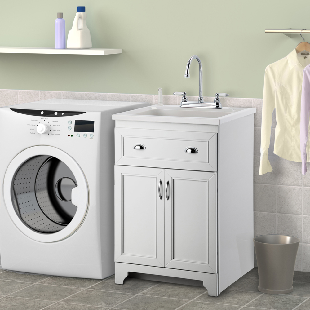 Laundry Room Sink Base Cabinet : laundry room tubs with cabinets Car Tuning
