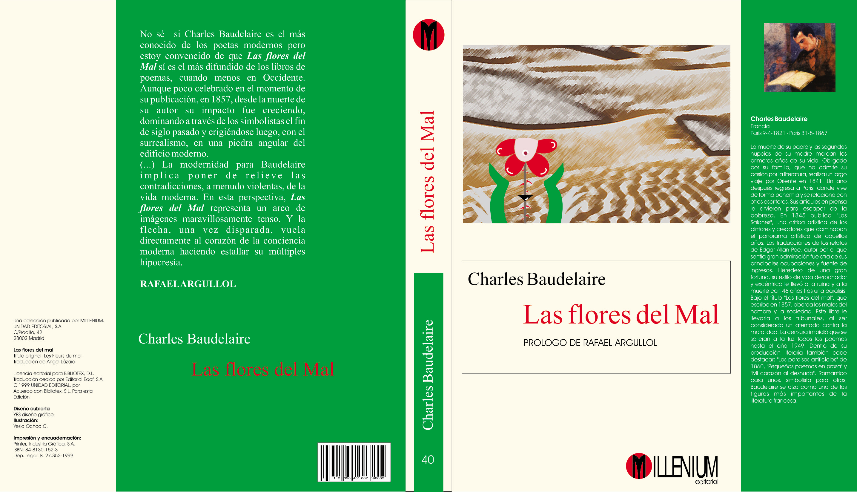 Book Cover Design Corel Draw : Design by yesid ochoa at coroflot