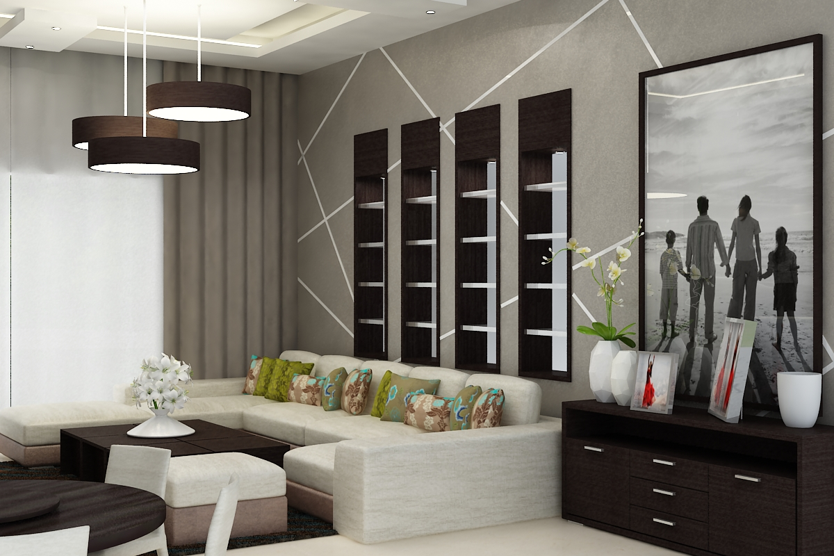 Taupe Living Room Private Villa 1 By Jose Paul At Coroflotcom