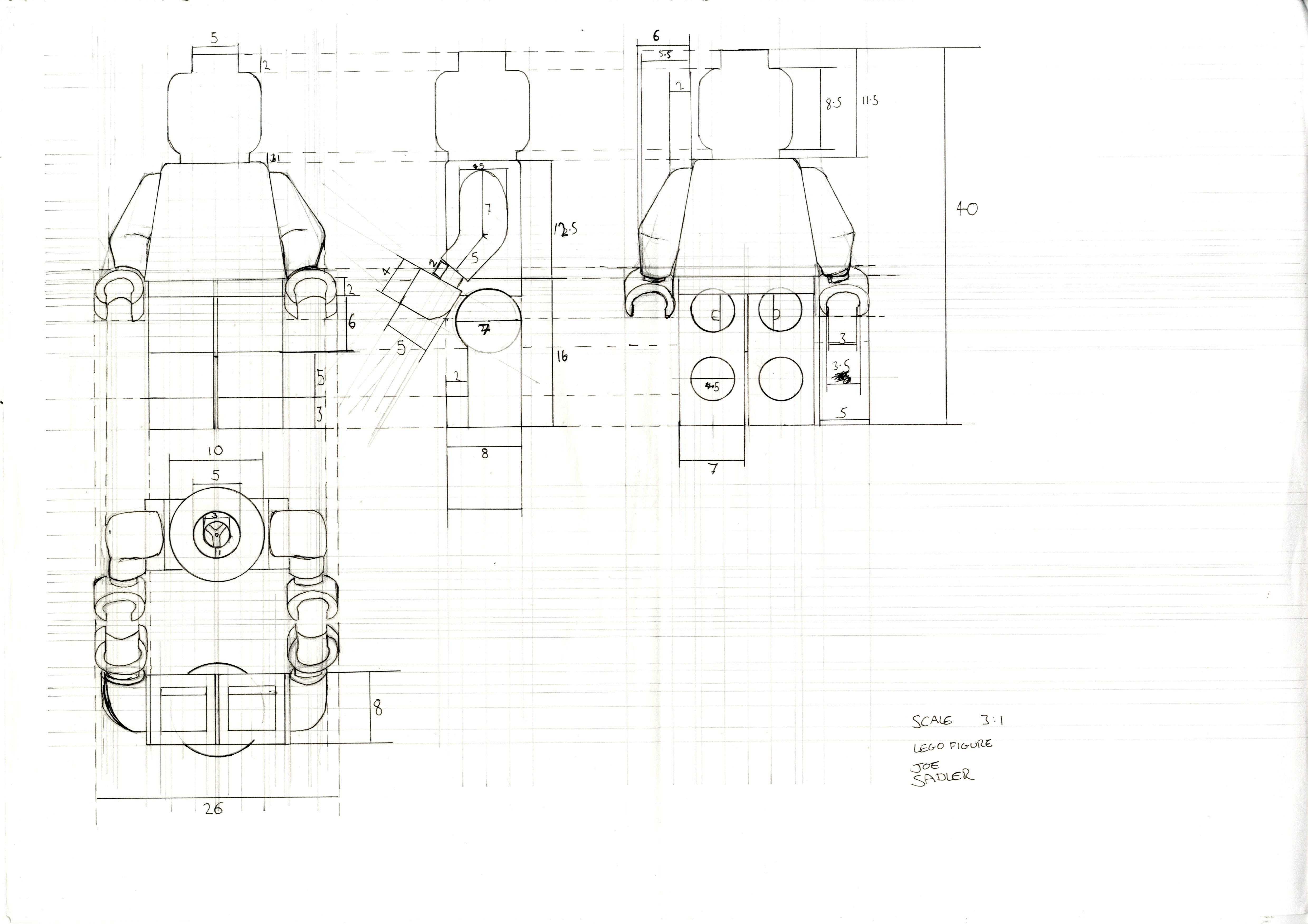 Cad And Technical Drawing By Joseph Sadler At